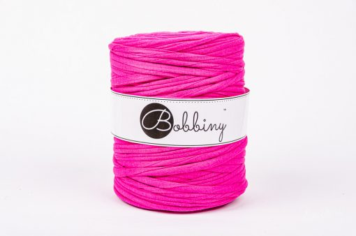 Tričkovlna Bobbiny Hot Pink