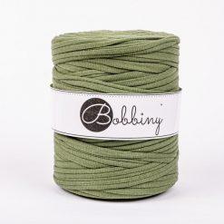 Tričkovlna Bobbiny Olive green