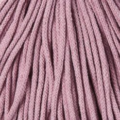 Špagát Bobbiny Junior 3 mm Dusty Pink