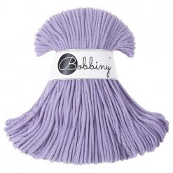 Špagát Bobbiny Junior 3 mm Lavender