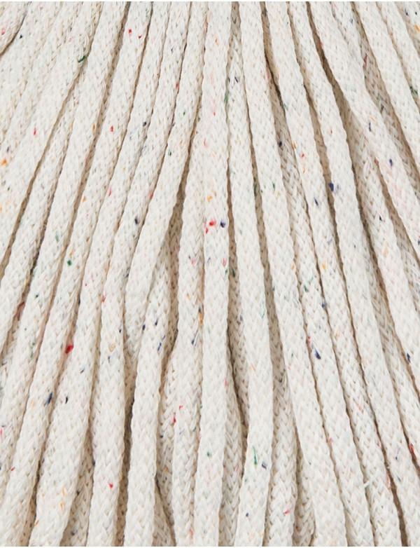 Špagát Bobbiny Junior 3 mm Rainbow Dust