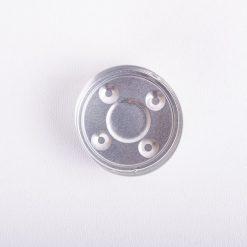 Hliníková forma na sviečku kruh