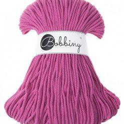 Špagát Bobbiny Junior 3 mm Hot pink