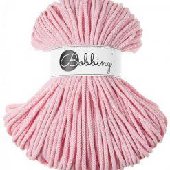 Špagát Bobbiny Premium 5 mm Baby pink