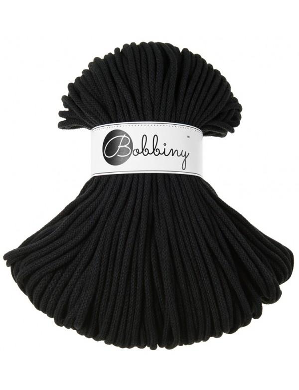 Špagát Bobbiny Premium 5 mm Black