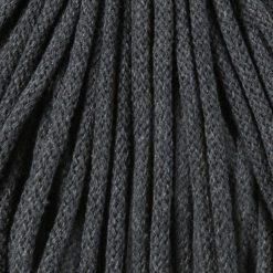 Špagát Bobbiny Premium 5 mm Charcoal