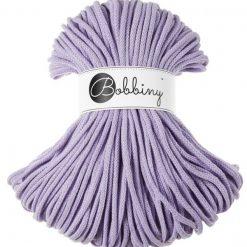 Špagát Bobbiny Premium 5 mm Lavender