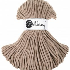 Špagát Bobbiny Premium 5 mm Sand