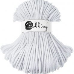 Špagát Bobbiny Premium 5 mm White