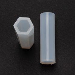 Silikónová forma na šperky prívesok šesťuholník