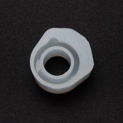 Silikónová forma na živicové šperky prsteň č.2