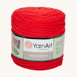 Tričkovlna Yarnart červená