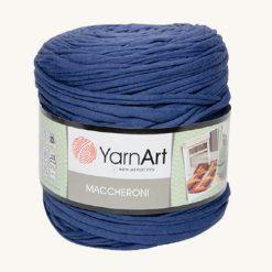 Tričkovlna Yarnart modrá tmavá