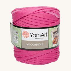 Tričkovlna Yarnart ružová malinová