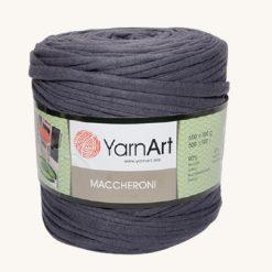 Tričkovlna Yarnart šedá tmavá