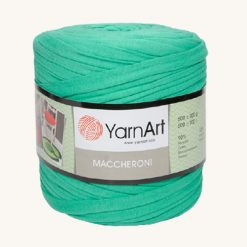 Tričkovlna Yarnart zelená svetlá