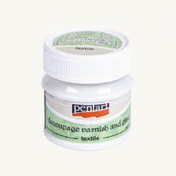 Lepidlo s lakom na textil 50 ml