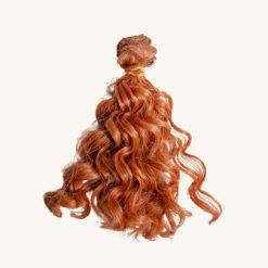Vlasy pre bábiku variant 12
