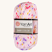 Vlna YarnArt Baby color