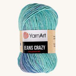 Vlna YarnArt Jeans Crazy 8203