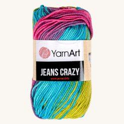 Vlna YarnArt Jeans Crazy 8211