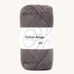 100 % vlna Cotton Kings Dark Grey 37