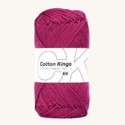100 % vlna Cotton Kings Dark Pink 32
