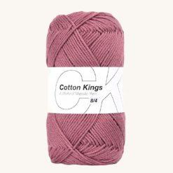 100 % vlna Cotton Kings Dusty Rose 31