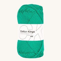 100 % vlna Cotton Kings Emerald Green 23