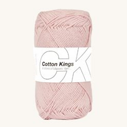 100 % vlna Cotton Kings Light Rosa 19