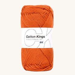 100 % vlna Cotton Kings Rust 33