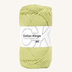 100 % vlna Cotton Kings Spring Green 41