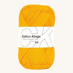 100 % vlna Cotton Kings Sunflower 26