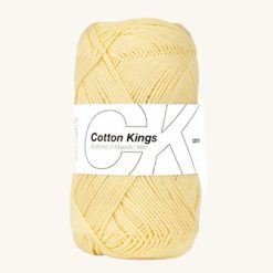 100 % vlna Cotton Kings Yellow 13