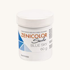 Nemigrujúca farba do mydla Zenicolor Blue sky