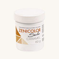 Nemigrujúca farba do mydla Zenicolor Caramel