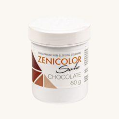 Nemigrujúca farba do mydla Zenicolor Chocolate