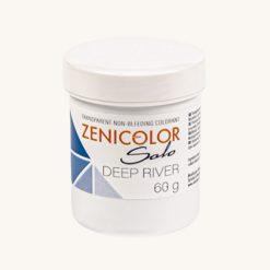Nemigrujúca farba do mydla Zenicolor Deep river