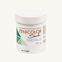 Nemigrujúca farba do mydla Zenicolor Emerald