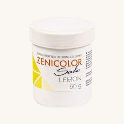 Nemigrujúca farba do mydla Zenicolor Lemon