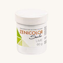 Nemigrujúca farba do mydla Zenicolor Lime