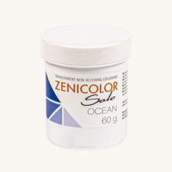 Nemigrujúca farba do mydla Zenicolor Ocean