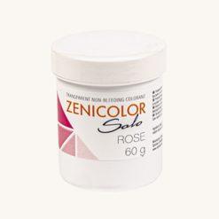 Nemigrujúca farba do mydla Zenicolor Rose