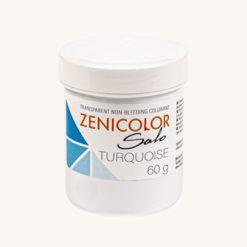 Nemigrujúca farba do mydla Zenicolor Turquoise