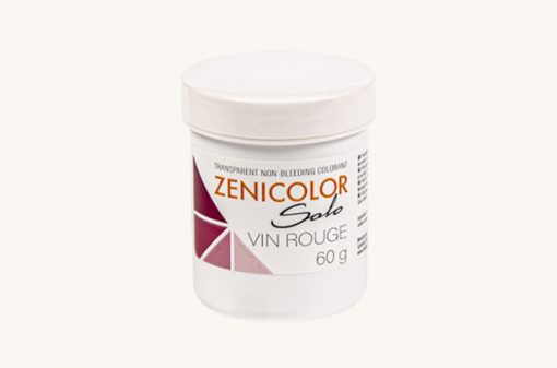 Nemigrujúca farba do mydla Zenicolor Vin rouge