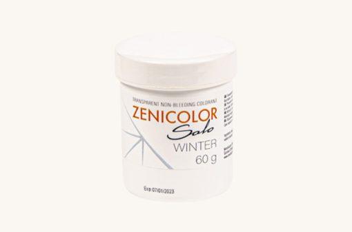 Nemigrujúca farba do mydla Zenicolor Winter