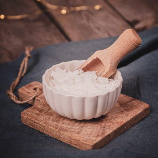 Sójový vosk na výrobu sviečok