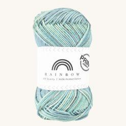 Vlna na háčkovanie Rainbow Cotton Print Anne Soffie 20