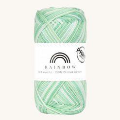 Vlna na háčkovanie Rainbow Cotton Print Cassandra 42