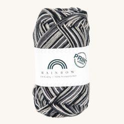 Vlna na háčkovanie Rainbow Cotton Print Sussane 02